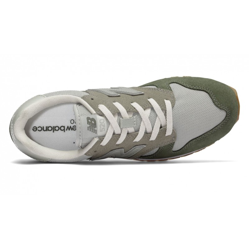 chaussure New Balance Femme 520 520 520 70s Running Military Foliage Vert baef9c