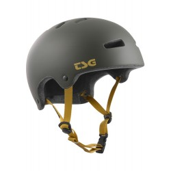 CASQUE TSG SUPERLIGHT SOLID COLOR - SATIN STONE GREEN