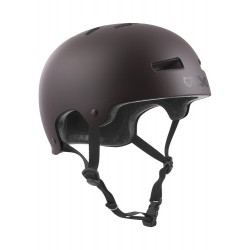 CASQUE TSG EVOLUTION SOLID COLOR - SATIN BLACK CHOCOLATE