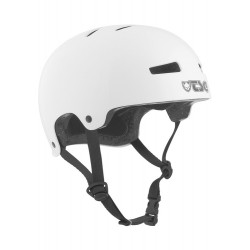 CASQUE TSG EVOLUTION ENFANT INJECTED COLOR - WHITE