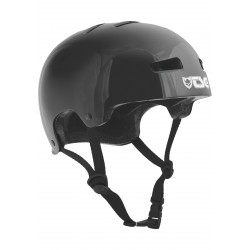 CASQUE TSG EVOLUTION ENFANT INJECTED COLOR - BLACK
