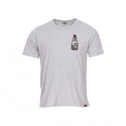 T-SHIRT DICKIES ROANOKE - GREY MELANGE