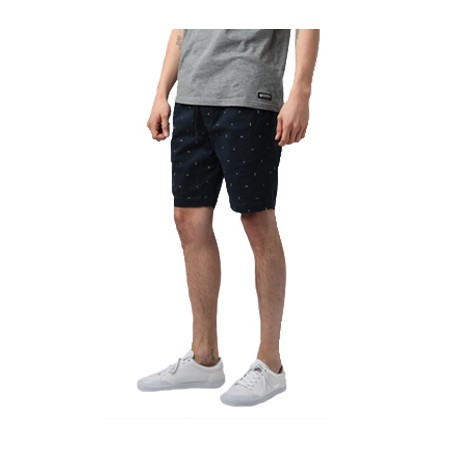 SHORT ELEMENT ALTONA PRINT - IN DAY NAVY