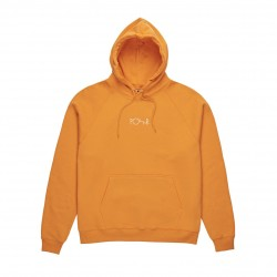 SWEAT POLAR DEFAULT HOOD - ORANGE