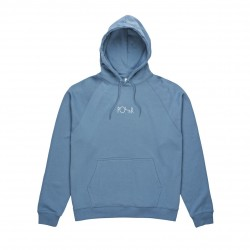SWEAT POLAR DEFAULT HOOD - CAPTAIN'S BLUE