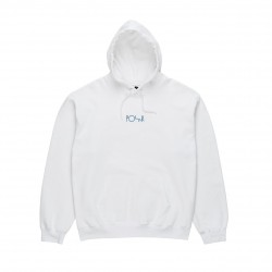 SWEAT POLAR HOOD - ORCHID FILL