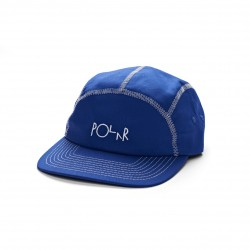 CASQUETTE POLAR ZIG ZAG SPORT - ROYAL BLUE