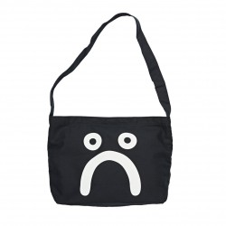SAC TOTE BAG POLAR HAPPY SAD - BLACK