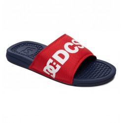 TONG HOMME DC SHOES BOLSA SP - NAVY / RED