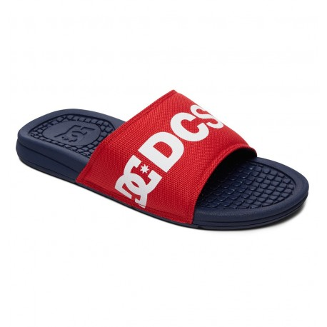 TONG DC SHOES BOLSA SP - NAVY / RED