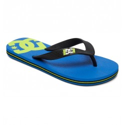 TONG DC SHOES KID SPRAY - BLUE / BLACK