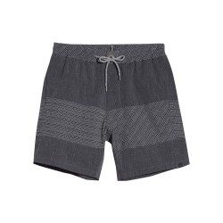 SHORT VOLCOM THREEZY - BLACK