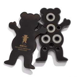 ROULEMENT GRIZZLY ABEC 9 BLACK BEAR-INGS