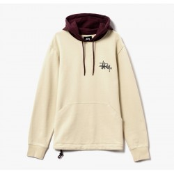 SWEAT STÜSSY TWO TONE HOOD