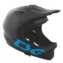 CASQUE TSG INTEGRAL STATEN SOLID COLOR XS - BLACK BLUE