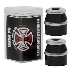 INDEPENDENT BUSHINGS CYLINDER (JEU DE 4 GOMMES) HARD 94A - BLACK