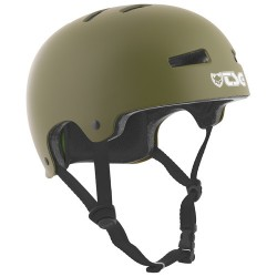 CASQUE TSG EVOLUTION SOLID COLOR - SATIN OLIVE