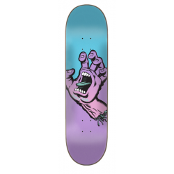 BOARD SANTACRUZ PASTEL SCREAMING HAND - 8.125