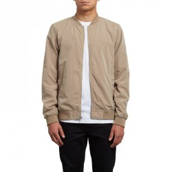 VESTE VOLCOM BURNWARD - SAND BROWN