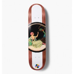 BOARD QUASI GILBERT CROCKETT BIRDS 8.125""