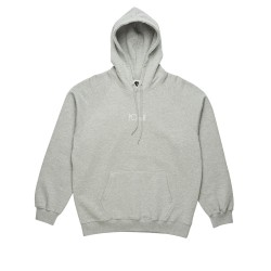 SWEAT POLAR HOOD DEFAULT - HEATHER GREY