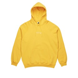 SWEAT POLAR HOOD DEFAULT YELLOW