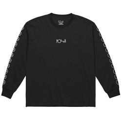 T-SHIRT POLAR RACING LS - BLACK