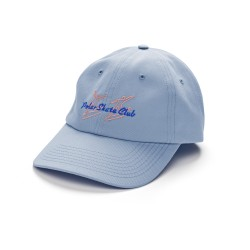 CASQUETTE POLAR SKATE CLUB - DUSTY BLUE