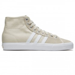 CHAUSSURES ADIDAS MATCHCOURT RX HI - BROWN WHITE