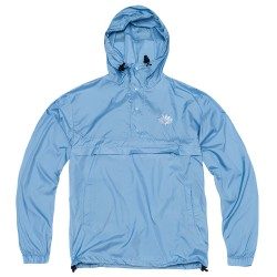 VESTE MAGENTA RETRACTABLE - AQUA BLUE