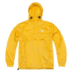 VESTE MAGENTA RETRACTABLE JACKET - YELLOW