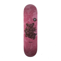 BOARD MAGENTA GLEN FOX GUEST ARTIST - 8.25