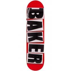 "BOARD BAKER BRAND LOGO BLACK - 7.875"""