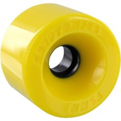 ROUES KRYPTONICS WHEELS STAR TRAC 76A - 75MM - YELLOW
