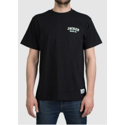 T-SHIRT JACKER TIGER CO. BLACK