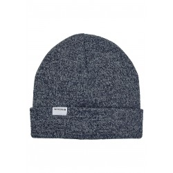 BONNET NIXON LOGAN BEANIE - NAVY HEATHER