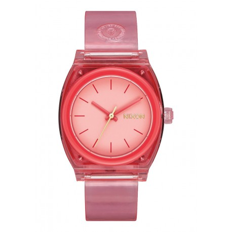 MONTRE NIXON MEDIUM TIME TELLER P - CORAL