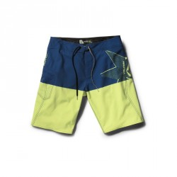 BOARDSHORT VOLCOM LIDO BLOCK MOD 21 - SHADOW LIME