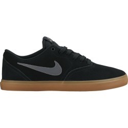 CHAUSSURES NIKE SB CHECK SOLAR - BLACK ANTHRACITE