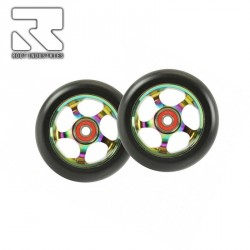 ROUES ROOT INDUSTRIES RE-ENTRY 100MM - OIL SLICK