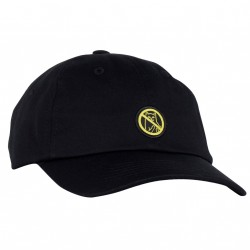 CASQUETTE RIPNDIP HOOKED DAD HAT - BLACK