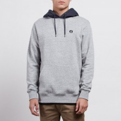 SWEAT VOLCOM SINGLE STONE - STORM
