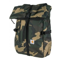 SAC CARHARTT WIP PHIL BACKPACK - CAMO LAUREL