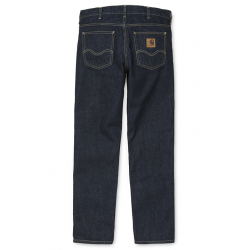 PANTALON CARHARTT WIP TEXAS PANT - COTTON BLUE RIGID
