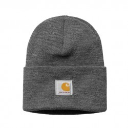 BONNET CARHARTT WATCH HAT - DARK GREY HEATHER