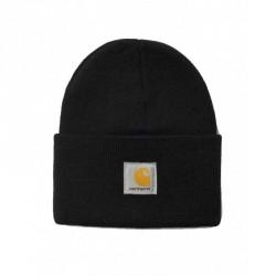 BONNET CARHARTT WATCH HAT - BLACK