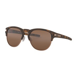 LUNETTE OAKLEY LATCH KEY - MATTE BROWN TORTOISE - PRIZM TUNGSTEN