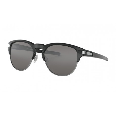 LUNETTE OAKLEY LATCH KEY - POLISHED BLACK - BLACK IRRIDUM POLARIZED