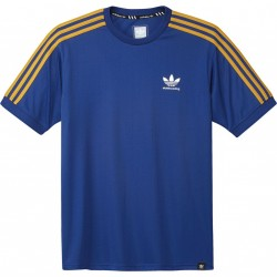 T-SHIRT ADIDAS CLIMA CLUB JERSEY - ROYAL BLUE