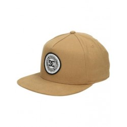 CASQUETTE DC SHOES CRESTY - WHEAT